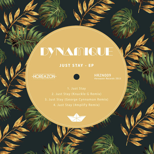 Dynamique - Just Stay (Knuckle G Remix)